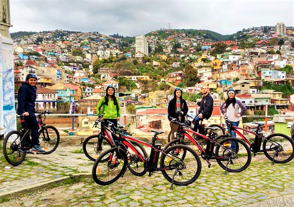 BIKING TOUR PORTEÑO – Half Day