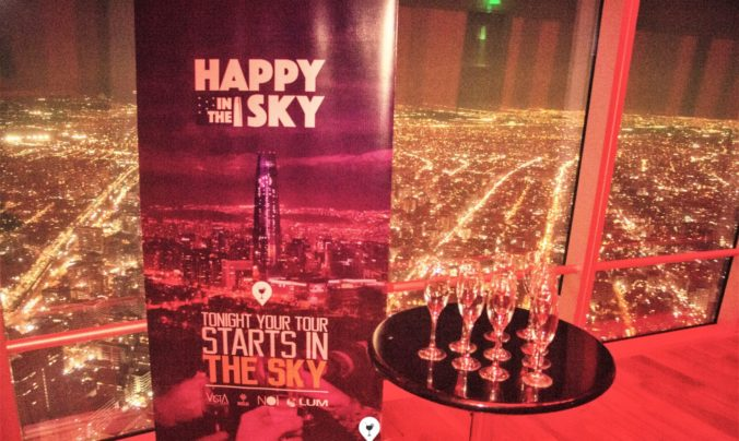 Happy in the Sky – Toda la noche