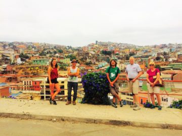 Walking through Valparaíso as a Porteño would do + Visit a Vineyard in Casa Blanca Valley – 1 Full Day Tour
