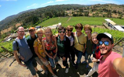 Valparaíso & Casablanca Wine Valley