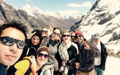 Trilha ao Glaciar e Termas tour – Dia Completo