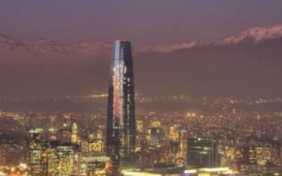 Top 5 lookouts in Santiago